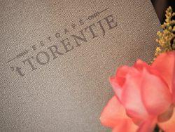 Eetcafe 't Torentje Reusel menu